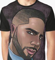 Bruce Jackson Shirt Graphic T-Shirt