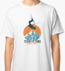 Team Fethke: Freestyle (Orange/Blue) Classic T-Shirt