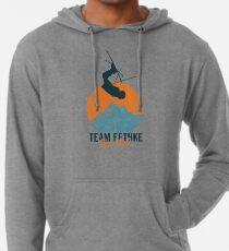 Team Fethke: Freestyle (Orange/Blue) Lightweight Hoodie
