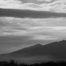 Misty Mountains by lloydsjourney