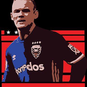Wayne Rooney by opngoo