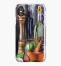Salad Dressing iPhone Case