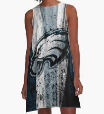 Philadelphia Eagles A-Line Dress