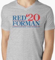 Red Forman 2020 Men's V-Neck T-Shirt