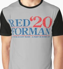 Red Forman 2020 Graphic T-Shirt