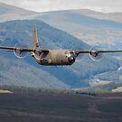 Lockheed Martin C-130J-30 Hercules C4 (ZH872) by Stephen Liptrot
