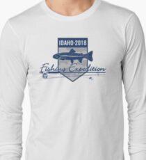 Idaho 2018 Fishing Expedition Long Sleeve T-Shirt