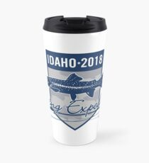 Idaho 2018 Fishing Expedition Travel Mug