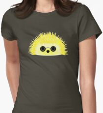 Edgy, Zest of Exploration Women's Fitted T-Shirt