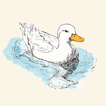 White Duck by dmtab