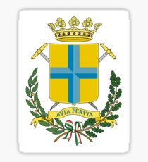 Coat of Arms of Modena, Italy Sticker