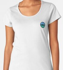 pokeball beach  Women's Premium T-Shirt