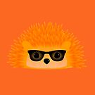 Sedgewick Rocking Orange Orbison by ArtwithDog