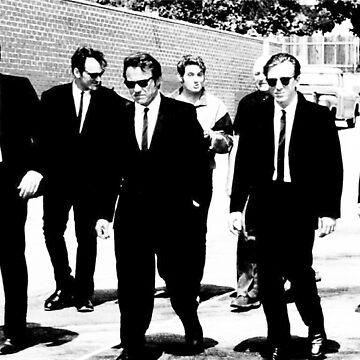 Reservoir Dogs by Martha-Marlen