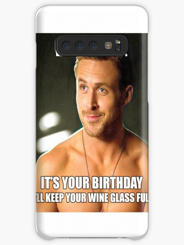 Hey Girl Ryan Gosling Meme Cases Skins For Samsung Galaxy By