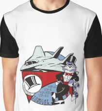 Tophatters - Tomcat Forever Graphic T-Shirt