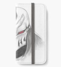 Zed  iPhone Wallet/Case/Skin