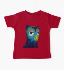 X die Eule - Herr Rogers Baby T-Shirt