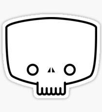 Mushroom Head Sticker