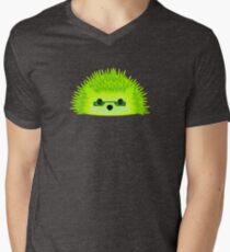 Vedgy, Broccoli Blades Men's V-Neck T-Shirt