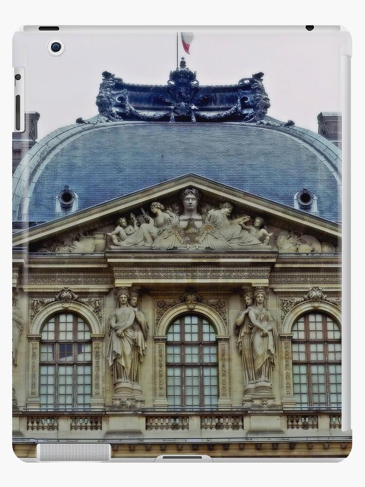 MUSÉE DU LOUVRE PARIS  by JoAnnHayden