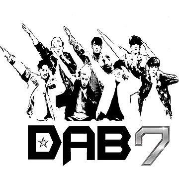 GOT7 DAB7 DESIGN by gabbstify
