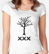 XXXTENTACION Tribute  Women's Fitted Scoop T-Shirt