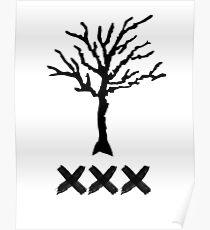 XXXTENTACION Tribute  Poster