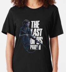 "The Last Of Us Part 2 ""Night Hunting"" Slim Fit T-Shirt"