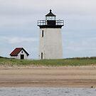 Long Point Light - Provincetown, Massachusetts by Linda Crockett