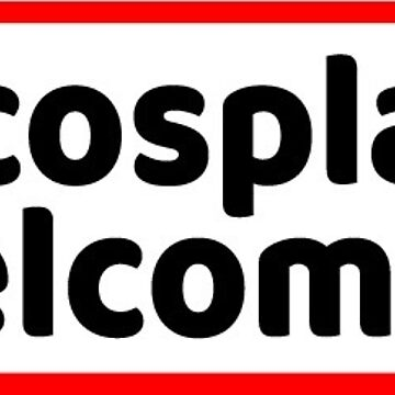 POC Cosplayers Welcome Here by Nuevaofnight