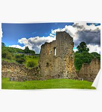 Kirkham Abbey Ruins #2 Poster