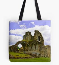 Kirkham Abbey Ruins #3 Tote Bag