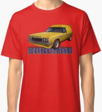 HZ Holden Sandman Panel Van - Yellow Classic T-Shirt