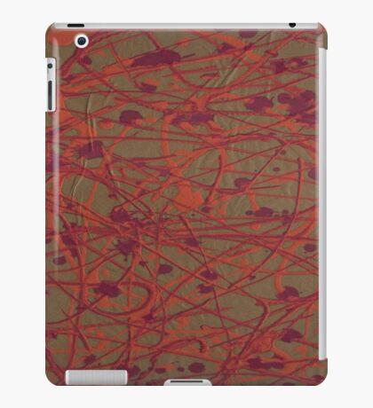Lorne Splatter #7 iPad Case/Skin
