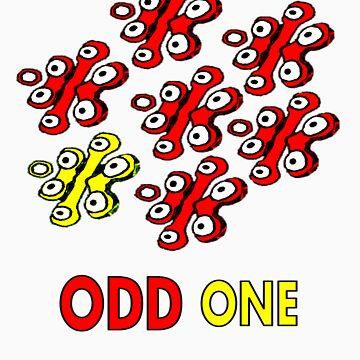 The Odd One Out by JoePK