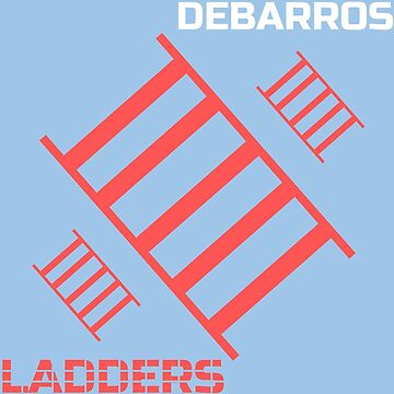 Ladders Stickers by AdrianDeBarros