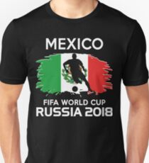 Mexico Team World Cup 2018 Unisex T-Shirt