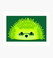 Vedgy, Broccoli Blades Art Print