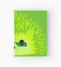Vedgy, Broccoli Blades Hardcover Journal