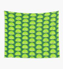 Vedgy, Broccoli Blades Wall Tapestry