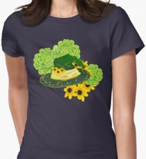 Garden Witch Fitted T-Shirt