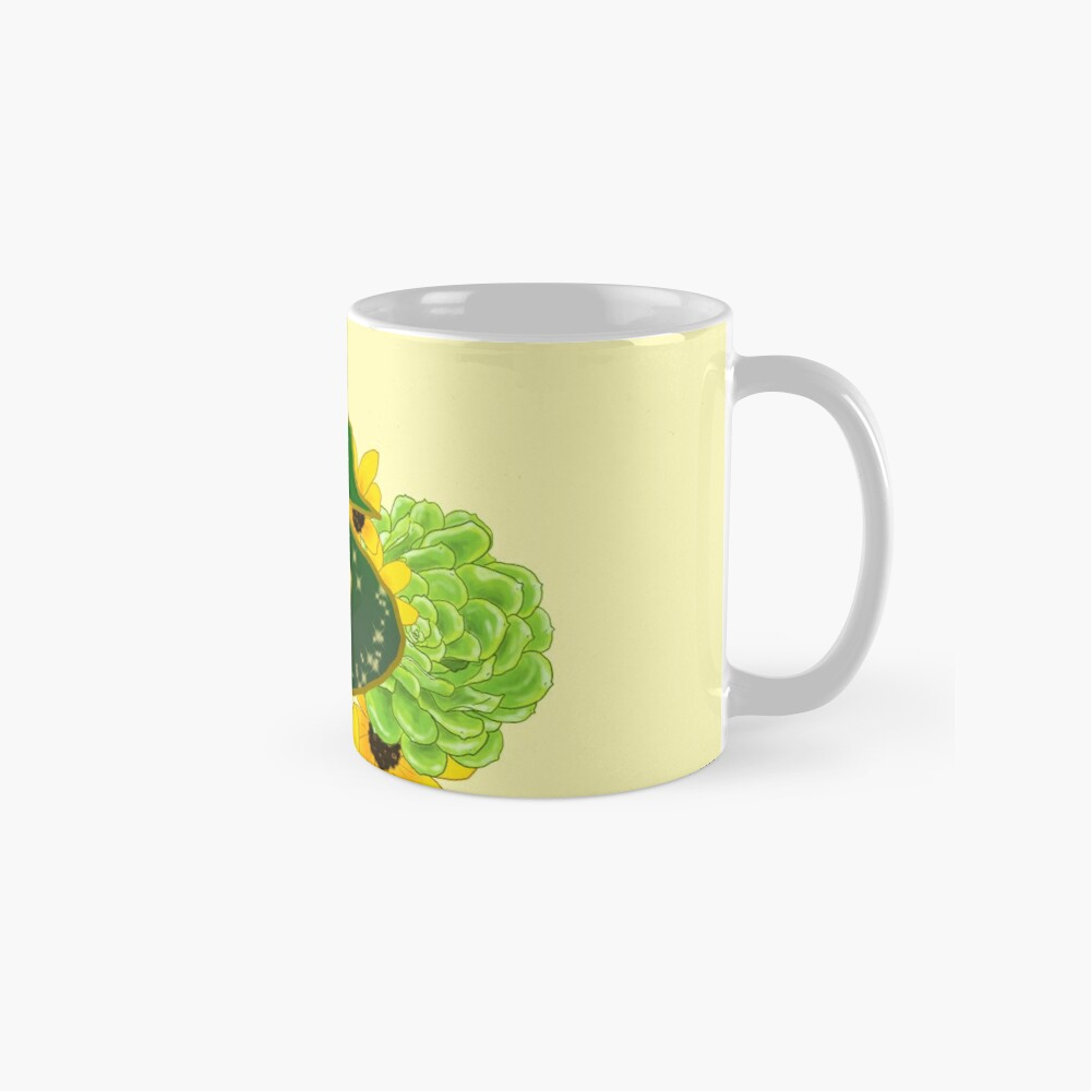 Garden Witch Mugs