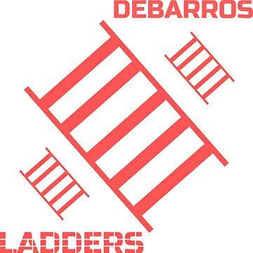 Ladders Merchandise by AdrianDeBarros
