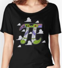To Infinity Women's Relaxed Fit T-Shirt