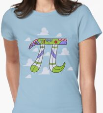 To Infinity Women's Fitted T-Shirt