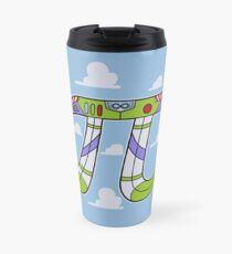 To Infinity Travel Mug