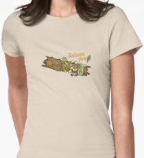 Lichen You Women's Fitted T-Shirt