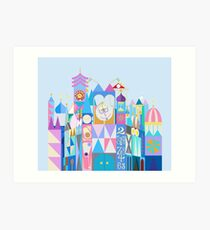 Tokyo Small World After All Art Print