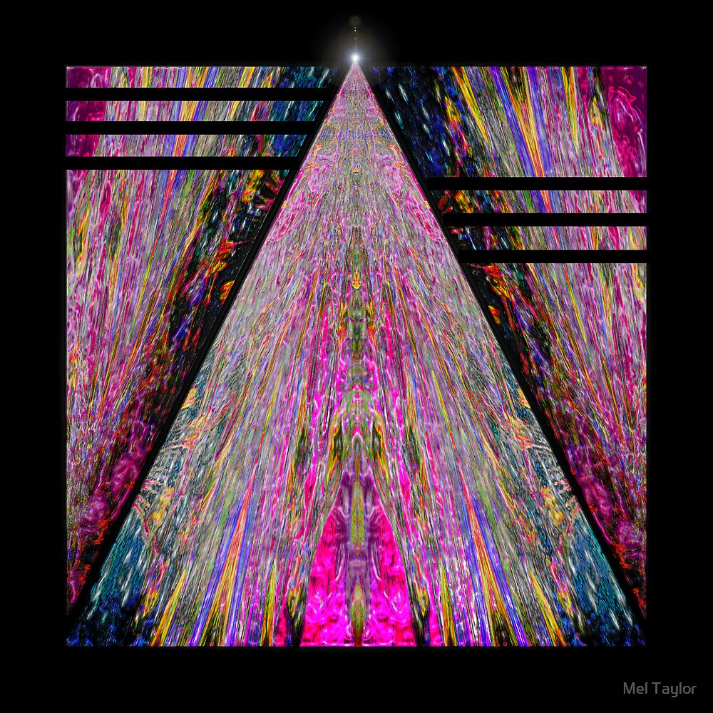 The Pink Triangle by Mel Taylor